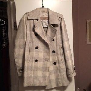 Burberry Brit Pea Coat